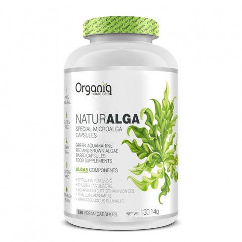 Organiq Naturalga kapszula 180 db