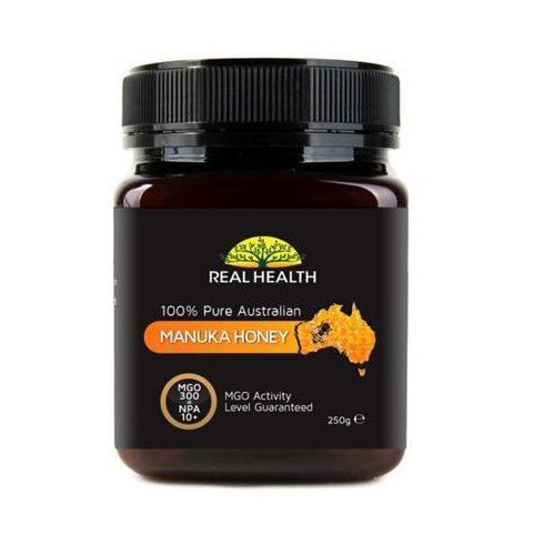 Real Health Manuka méz MGO 300+, 250 g