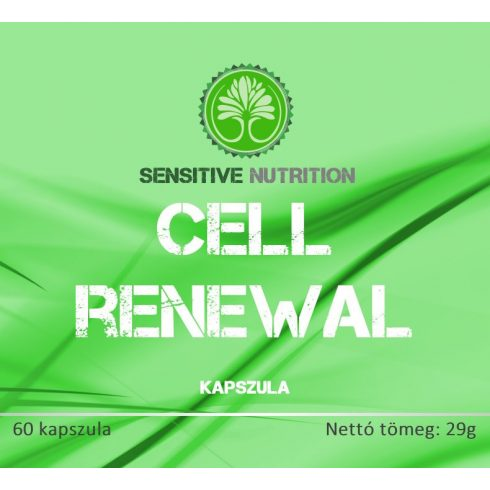 Sensitive Nutrition Cell Renewal kapszula 60 db