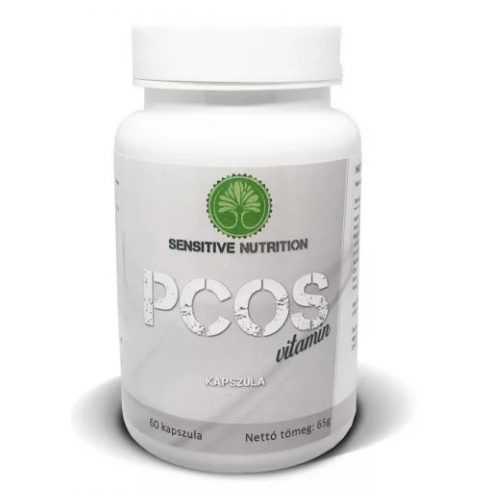 Sensitive Nutrition PCOS kapszula 90 db