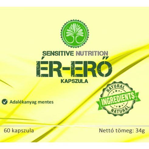 Sensitive Nutrition Ér-Erő kapszula 60 db