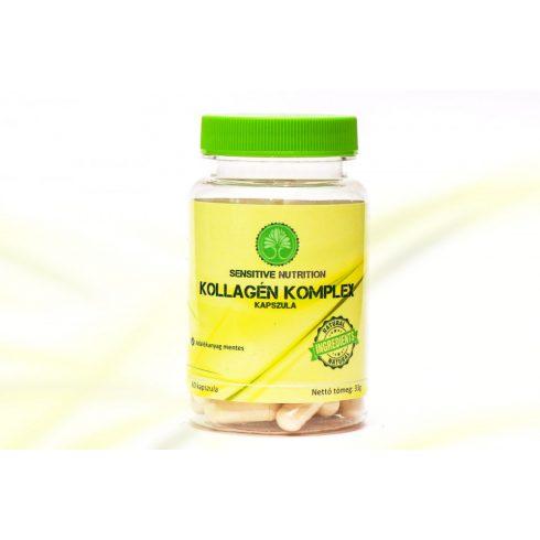 Sensitive Nutrition Kollagén Komplex kapszula 60 db