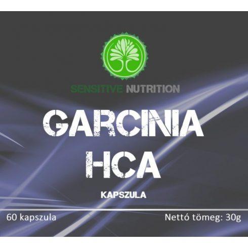 Sensitive Nutrition Garcinia HCA kapszula 60 db