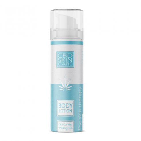 Valeo SkinCare CBD 750 mg 1% testápoló krém - 75 ml