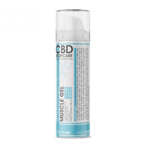 Valeo BodyCare CBD 1% Muscle Cooling izomlazító gél 75 ml
