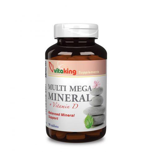 Vitaking Multi Mega Mineral 90 db