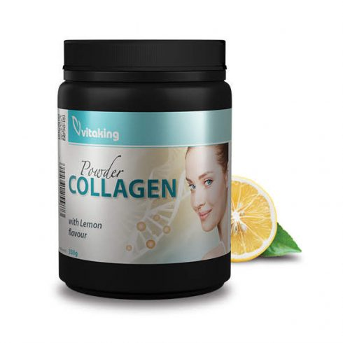 Vitaking citromos kollagén 330 g